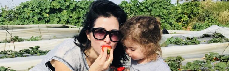 kids love and food