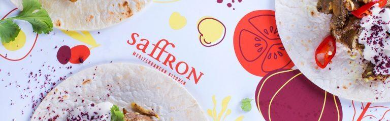 saffron on fire landing page